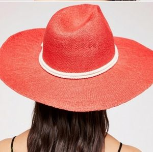 Free People Summer Breeze Straw Hat